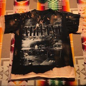 Bleached Nirvana T-Shirt